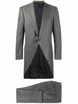 Canali костюм-двойка с удлиненным пиджаком 1991393BF01955