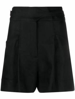Iro шорты со складками 21SWM30SHOREDITCH