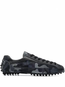 Car Shoe кроссовки с камуфляжным принтом KUE14A3LDV