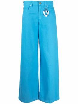 Love Moschino широкие брюки WQ46081S3532