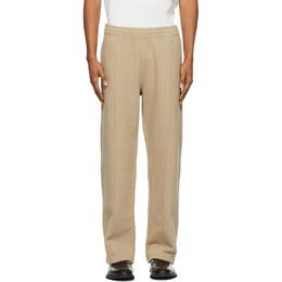 Phipps Beige Classic Logo Lounge Pants PHSS21 P24 J001