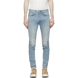 Rag&Bone Indigo Fit 2 Jeans MED21S1224K8PA