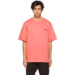 Juun.J Pink SeoulSoul T-Shirt JC1442P32X