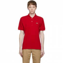 Lacoste Red Ricky Regal Edition L12.12. Polo PH1685-51