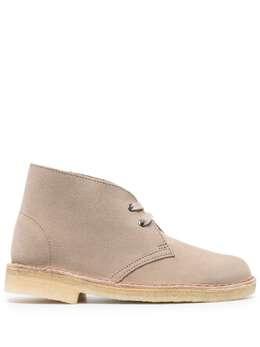 Clarks Originals ботинки на шнуровке 26155525