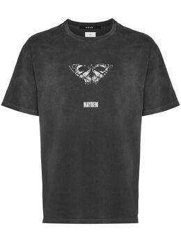 Ksubi футболка с принтом 5000005614