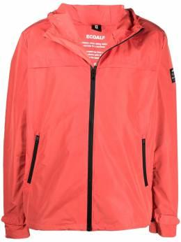 Ecoalf куртка с капюшоном и нашивкой-логотипом gajkdalve2430