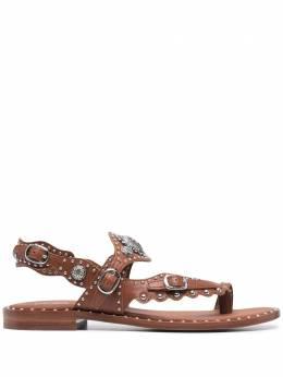Ash сандалии с заклепками PAMPA