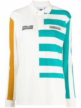 Adidas рубашка поло Girls Are Awesome GU6980