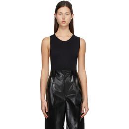 Simon Miller Black Mogen Bodysuit W3029-4057-90303