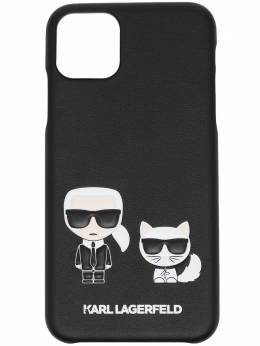 Karl Lagerfeld чехол Karl & Choupette для iPhone 11 CG200022090