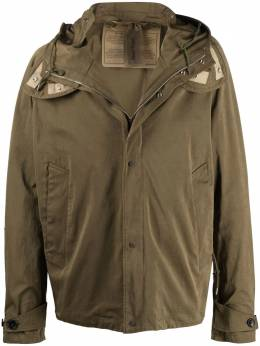 Ten C куртка с капюшоном 21CTCUC04035A06105