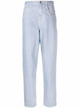 Isabel Marant Etoile прямые джинсы с завышенной талией PA184421P065E