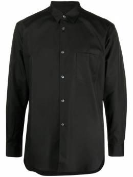 Comme Des Garcons Shirt рубашка с заостренным воротником FZB021
