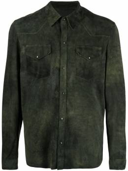 Salvatore Santoro рубашка с длинными рукавами 40522UVAGE