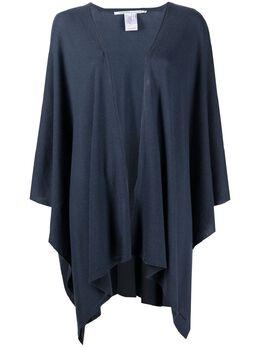 Agnona кардиган-пальто Weste тонкой вязки MM0101N0R120C