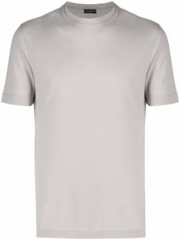 Zanone футболка с короткими рукавами 811821Z0380