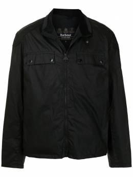 Barbour куртка с нагрудными карманами MWX1783BK11