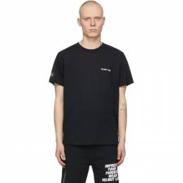 Helmut Lang Black Older T-Shirt L02DM503