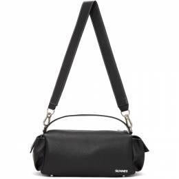 Sunnei Black Labauletto Bag SN1PXX006001.000