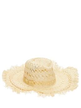 Соломенная Шляпа С Бахромой Borsalino 73IG7N007-NzE0MA2