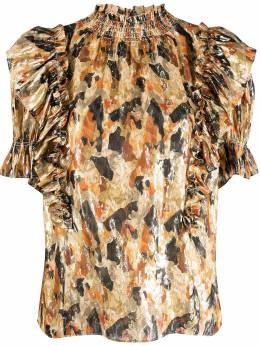 Ba&sh блузка Gild с принтом 1E21GILD