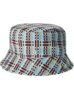 Maison Michel панама Axel с плетением intrecciato 2290027001