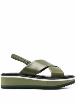 Clergerie сандалии Fara с ремешками 317451