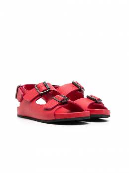 Gallucci Kids сандалии с пряжками J10090AM