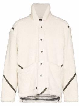 Greg Lauren куртка Sherpa BM030
