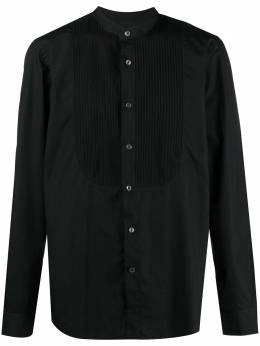 Low Brand рубашка со складками L1CSS215741