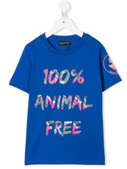 Save The Duck Kids футболка 100% Animal Free JT0182XJESY12