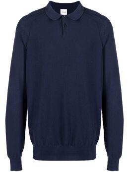 Aspesi рубашка поло с длинными рукавами M3775663