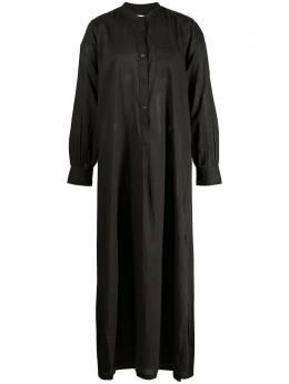 Nili Lotan платье-рубашка Sandra 10871F096