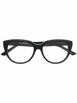 Balenciaga Eyewear очки с логотипом BB BB0131O