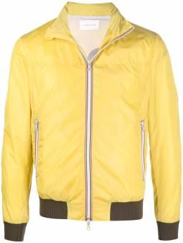 Low Brand куртка с капюшоном и контрастной отделкой L1JSS215858