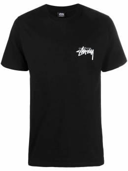 Stussy футболка с принтом 1904662