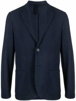 Harris Wharf London однобортный пиджак C8Z22PXF