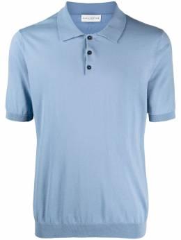 Ballantyne рубашка поло в рубчик S2W00018C23