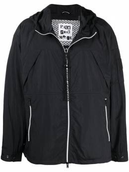 Moose Knuckles куртка на молнии с капюшоном M11MJ147