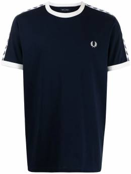Fred Perry футболка Taped Ringer M6347SS21