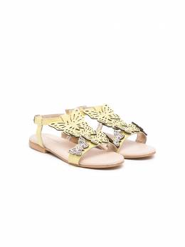 Charabia декорированные сандалии S19015