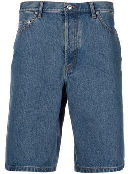 A.P.C. джинсовые шорты COEGSH10146