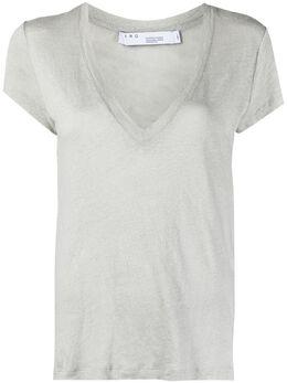 Iro футболка с V-образным вырезом WM19RODEO