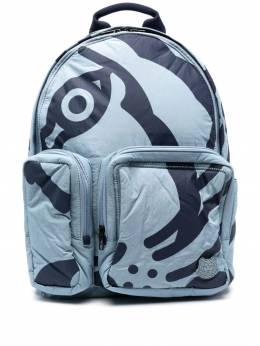 Kenzo рюкзак с графичным принтом FB55SA403F35
