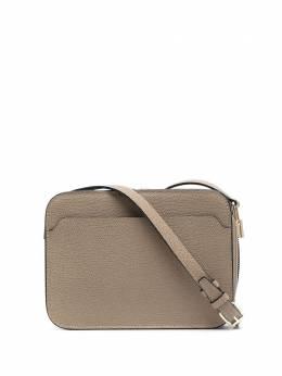 Valextra сумка через плечо из зернистой кожи DADOV5A2702800