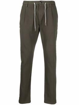 Eleventy брюки кроя слим C70PANC01TET0C028