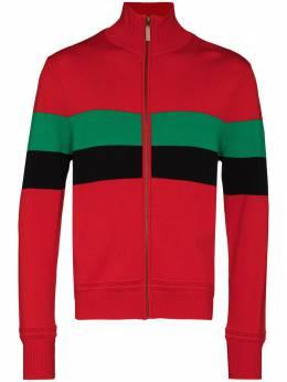 Wales Bonner спортивная куртка Saint Jones с полосками MS21KN02KN043579