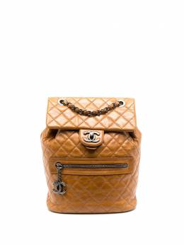 Chanel Pre-Owned стеганый рюкзак DPVC1220CHABACK2