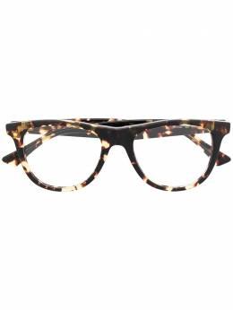 Bottega Veneta Eyewear очки в квадратной оправе черепаховой расцветки BV1019O002